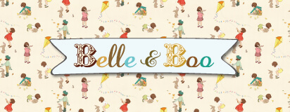 Belle and Boo Bean Bags