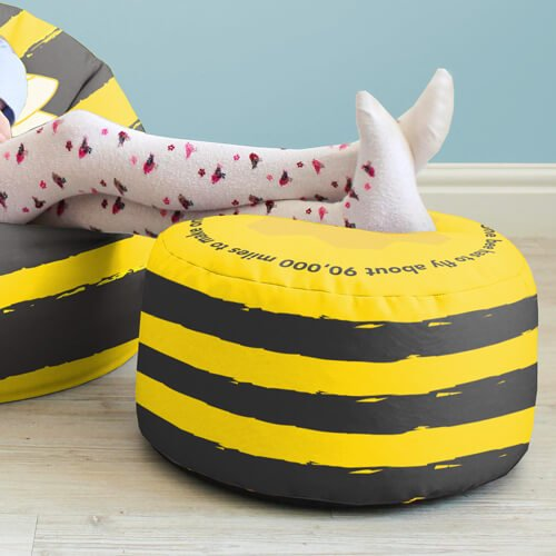 Bumblebee Kids Stool