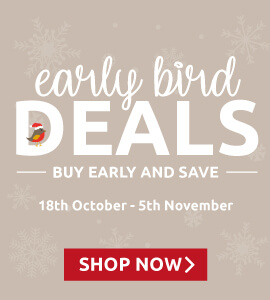 Early Bird Deals