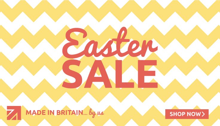 Up To 60% OFF in our Easter Sale