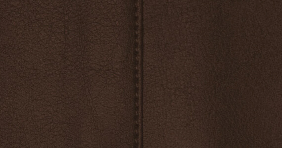 Faux Leather Fabric Swatch
