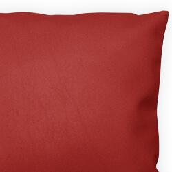 Faux Leather Cushion Close Up
