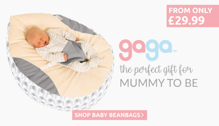 Gaga Baby Beanbags