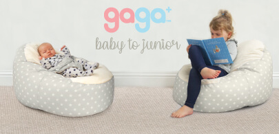 Gaga+ Baby and Toddler Beanbags