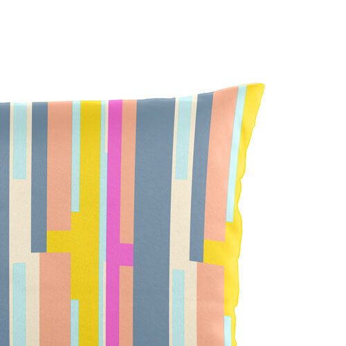 Glitch Outdoor Cushion