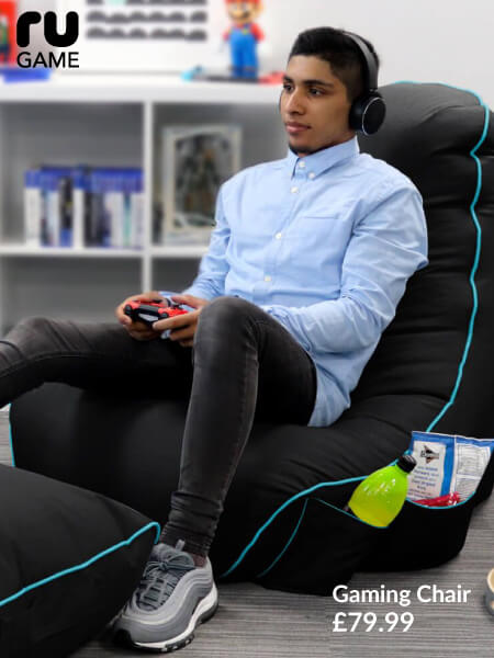 Shop Gaming Beanbags