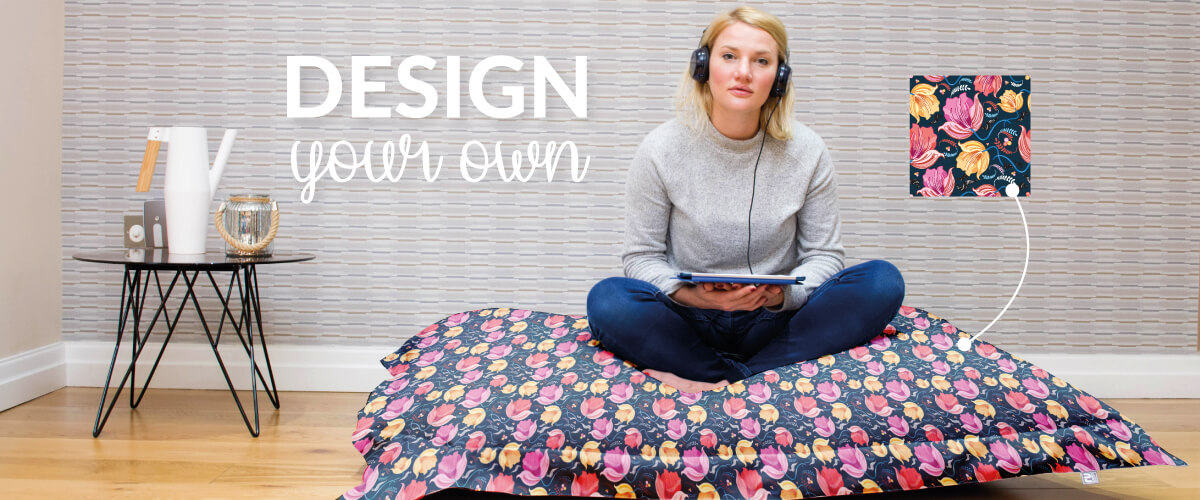 Design Your Own Customised Beanbag