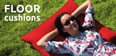 Outdoor Cushions and Floor Cushion
