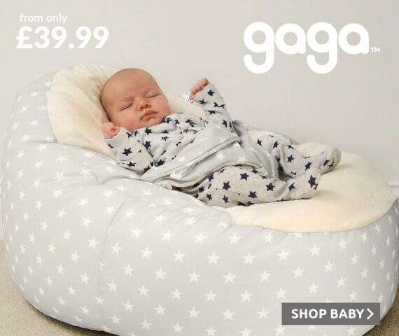 Gaga Baby Bean Bags