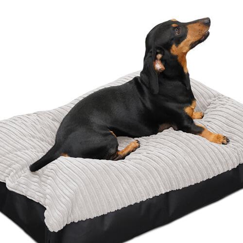 Medium Jumbo Cord Dog Bed