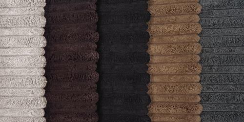 Jumbo Cord Fabric Swatches