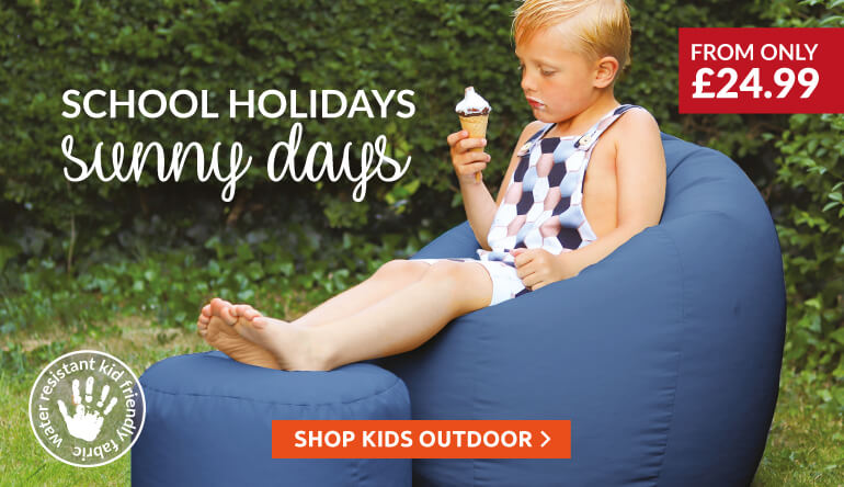 Outdoor Kids Beanbags