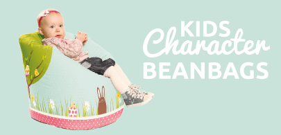 Kids Character Beanbags