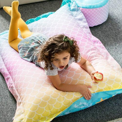 Mermaid Beanbag
