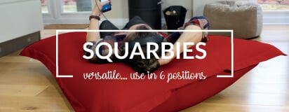 Squarbie Bean Bags