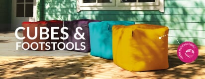 Kids Outdoor Beanbags