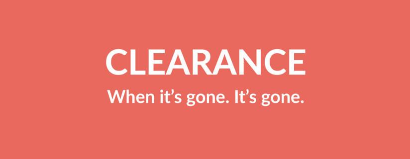 Beanbag Clearance
