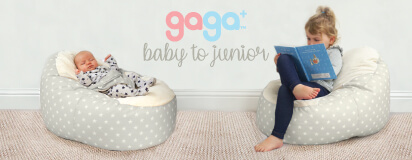 Gaga Plus Baby to Junior Beanbag