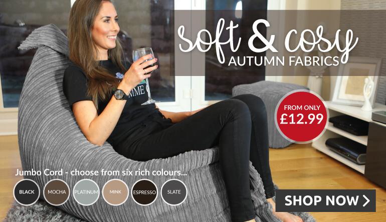 Soft and Cosy Autumn Fabrics