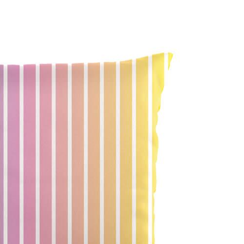 Ombre Stripe Cushion
