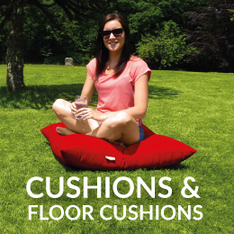 Outdoor Floor Cushions and Scatter Cushions