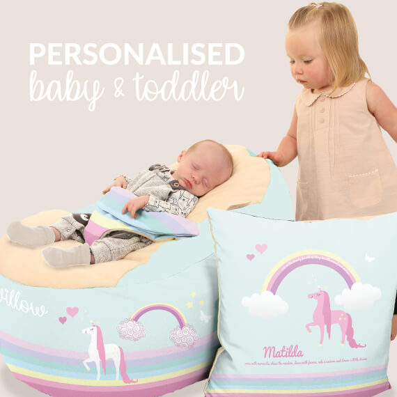 Personalised Baby and Toddler