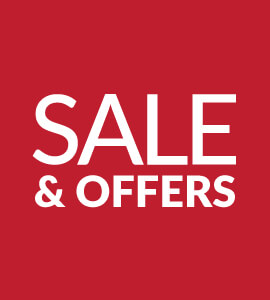 SALE AND OFFERS
