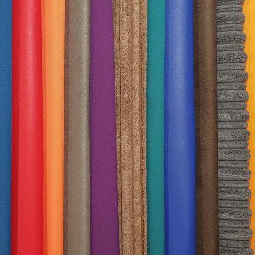 Sensory beanbag fabric