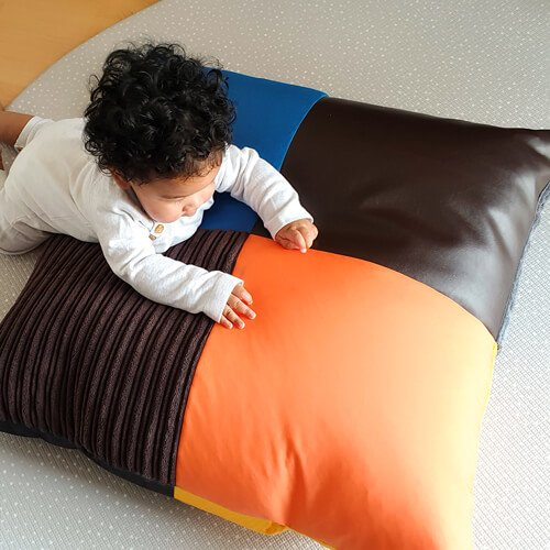 Kids Sensory Floor Cushion