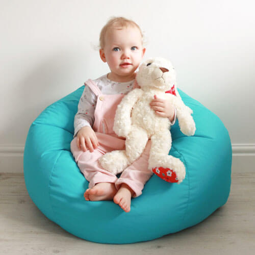 Small Kids Beanbag Indoors