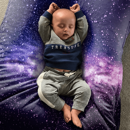 Junior Space Galaxy Beanbag