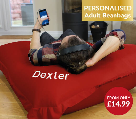 Personalised Adult Bean Bags