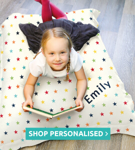 Personalised Beanbags and Gifts