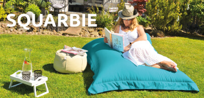 Squarbie Outdoor Beanbags