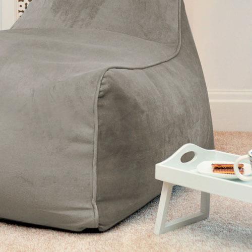 Raja Bean Bag Chair piping