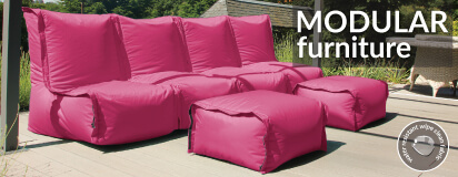 Modualr Beanbag Furniture