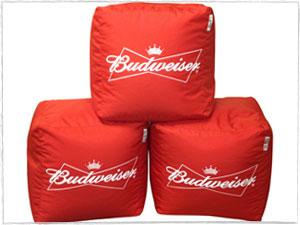 Budweiser Branded Cubes
