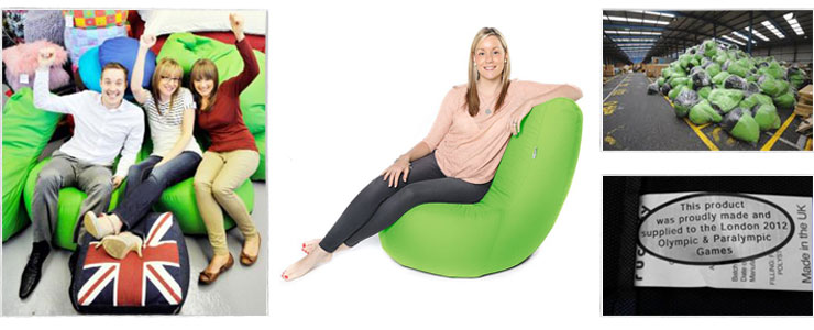 Olympic Village Beanbag Images