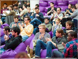 Yahoo Branded Beanbags