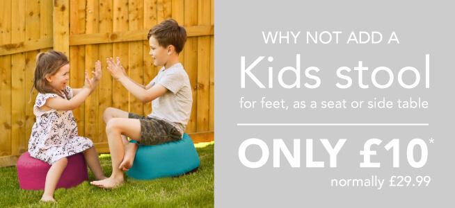 Beanbag Chair - Indoor/Outdoor - Little Kids