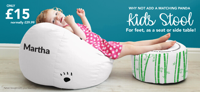 Panda - Animal Bean Bag