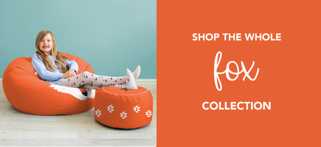 Check out our whole fox collection!