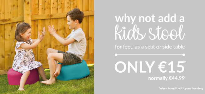 Why not add a matching, versatile kids stool for just £10
