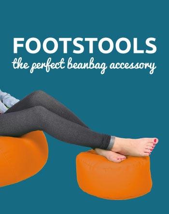 Beanbag Footstools