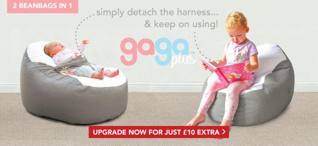 Prime Trend Gaga Baby Bean Bags Rucomfy Beanbags Machost Co Dining Chair Design Ideas Machostcouk
