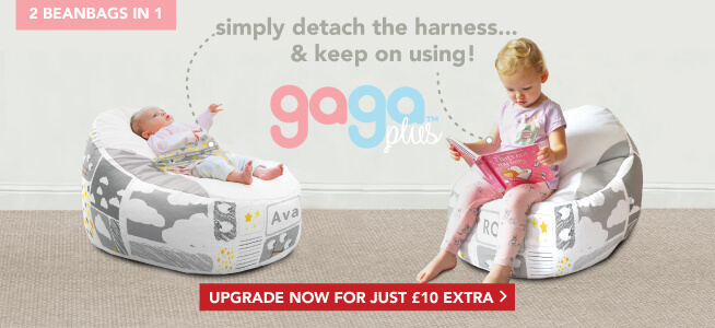 Why not upgrade to a Gaga Plus
